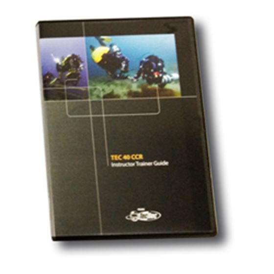Picture of CD-ROM - Tec 40 CCR Instructor Trainer Guide
