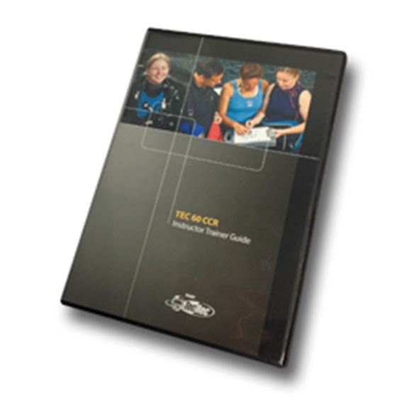 Picture of CD-ROM - Tec 60 CCR Instructor Trainer Guide