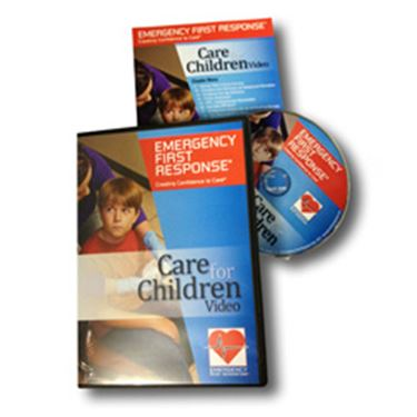 Picture of DVD - EFR Care for Children, Home Study
