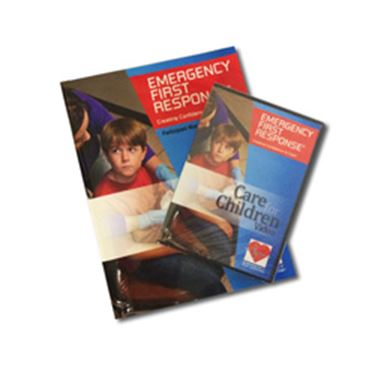 Picture of Pack - EFR Care for Children Manual with DVD