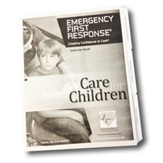 Picture of Instructor Guide - EFR Care for Children