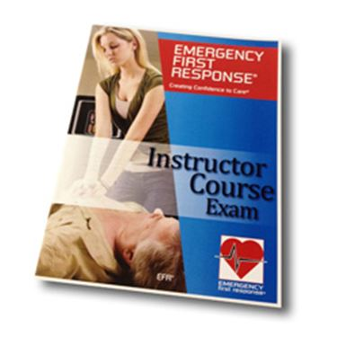 Picture of Exam - EFR Instructor