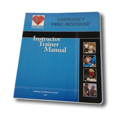 Picture of Binder - EFR Instructor Trainer