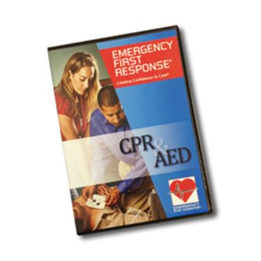 Picture of DVD - EFR CPR/AED