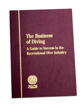 Picture of The business of Diving Book