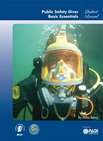 Picture of Manual - Public Safety Diver