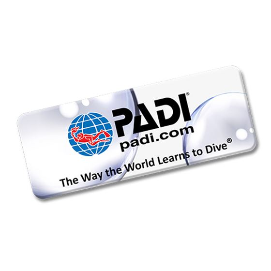 Picture of PADI MAGNET