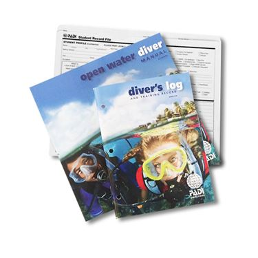Picture of Crewpak - O/W with Dive Computer Manual