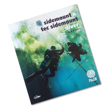 Picture of Sidemount & Tec Sidemount Diver Manual