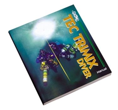 Picture of Tec Trimix Diver Course Manual ITALIAN