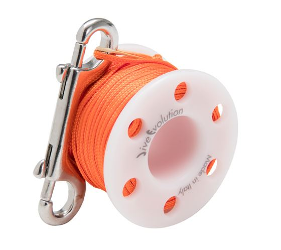 Picture of SPOOL IN DELRIN BIANCO 30 MT