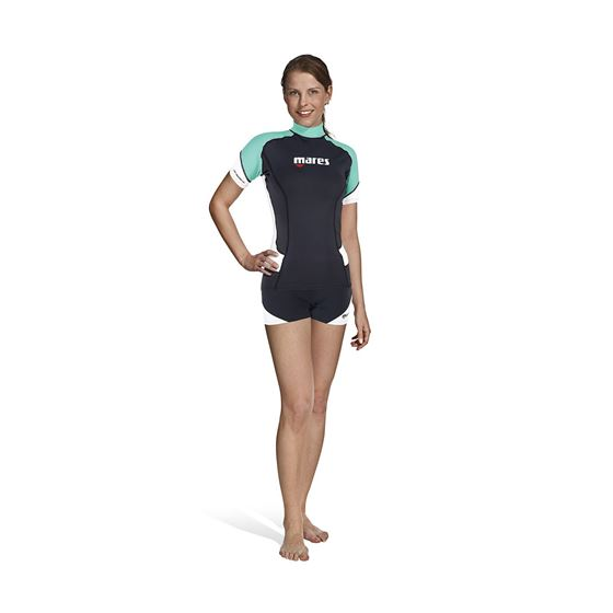 Picture of RASH GUARD - SHORTS - SHE DIVES