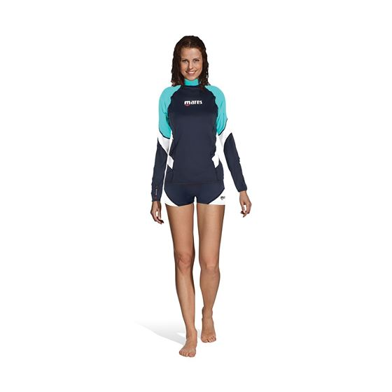 Picture of RASH GUARD LOOSE FIT - ML - SHE DIVES