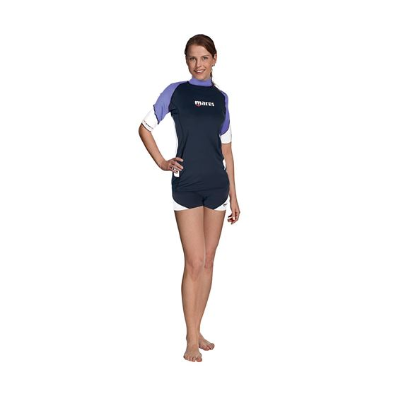 Picture of RASH GUARD LOOSE FIT - MC - SHE DIVES