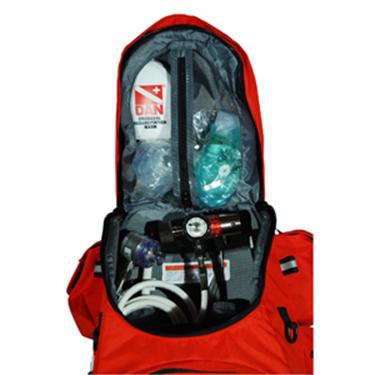 Picture of DAN Emergency backpack (Bombola ossigeno esclusa)