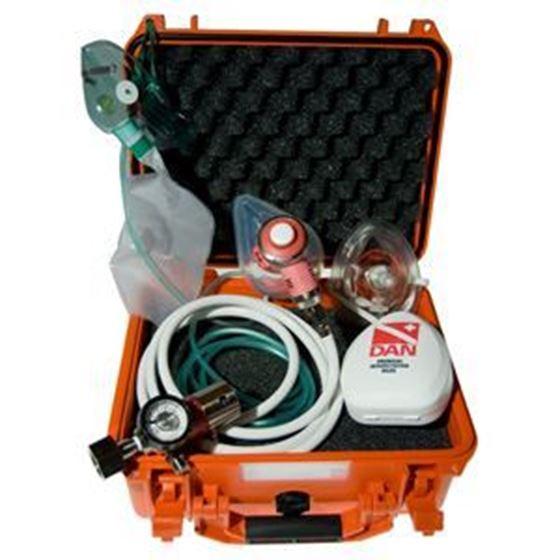 Picture of Mini unità ossigeno DIN 477 con MTV (bombola non inclusa)