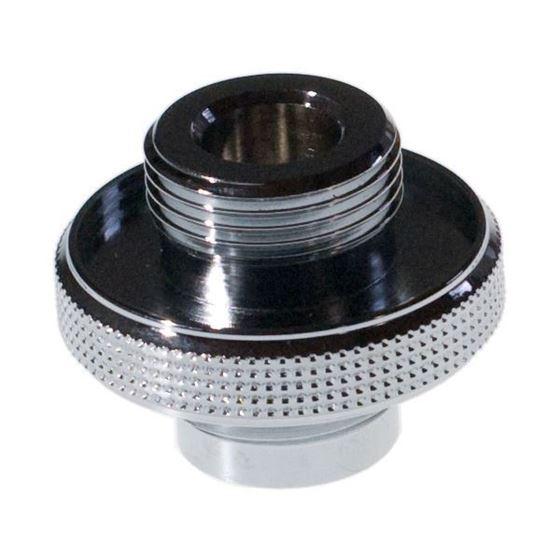 Picture of Adattatore ossigeno da DIN477 (esterno) a M26x2 (esterno)