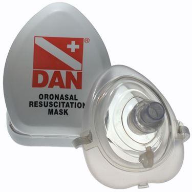 Picture of Maschera di rianimazione oronasale DAN