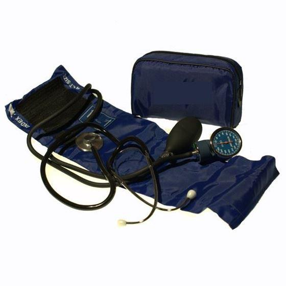 Picture of Misuratore di pressione basico con stetoscopio