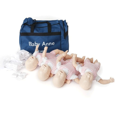 Picture of LAERDAL BABY ANNE pelle chiara – 4 pezzi