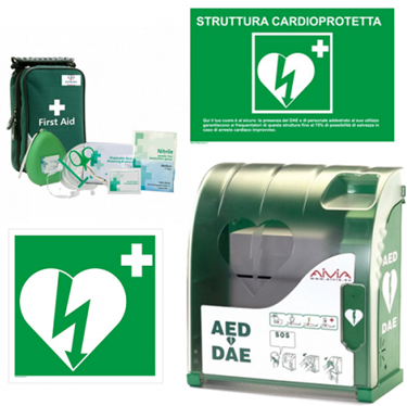 Picture of AED INDOOR PLACING KIT