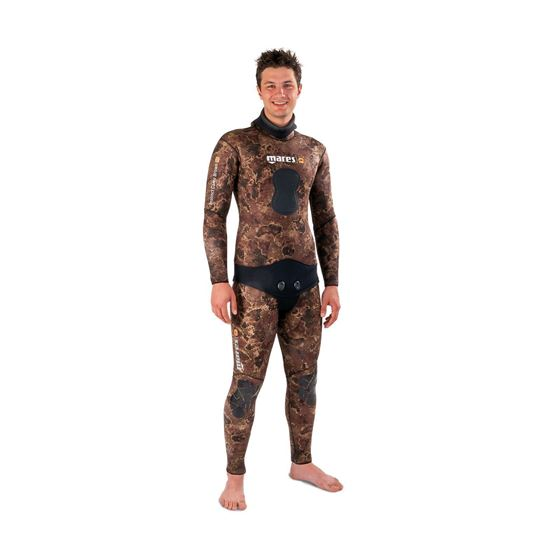 Picture of INSTINCT CAMO BROWN 70 PANTALONI