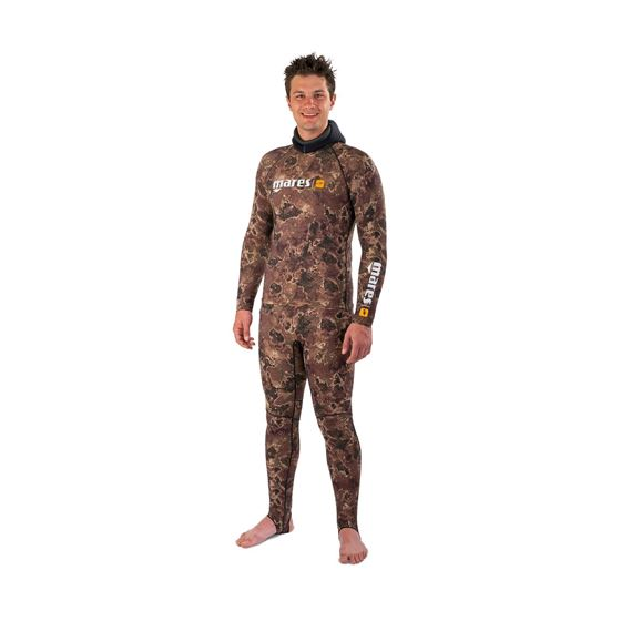 Picture of RUSH GUARD CAMO GUARD PANTALONI