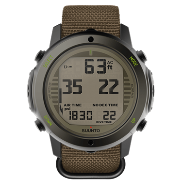 Picture of SUUNTO D6i NOVO ZULU