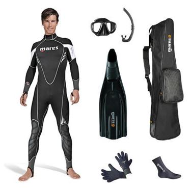 Picture of PACK BASIC FREEDIVERS MARES - MEN