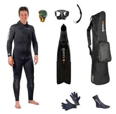Picture of SET ADVANCE FREEDIVER PLUS