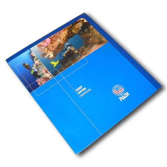 Picture of Deep Diving Manual 10+1 OMAGGIO