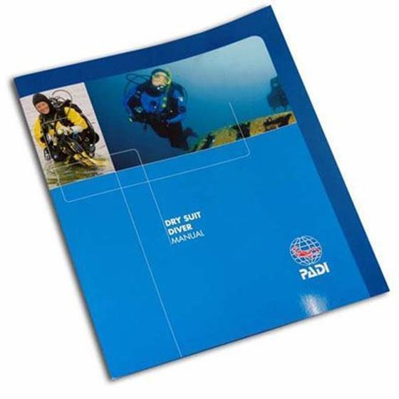 Picture of Dry Suit Diving Manual 10+1 OMAGGIO