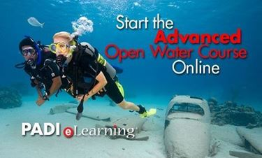 Picture of eLearning Online - Advanced Open Water (no PIC required)