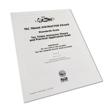 Picture of Exam - Tec Trimix Instructor