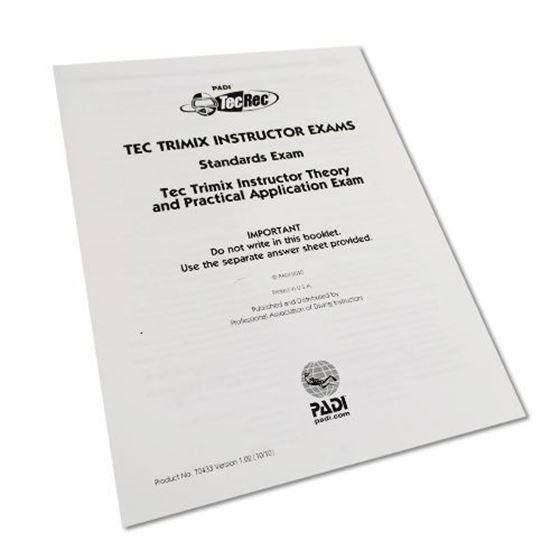 Picture of Exam - Tec Trimix Instructor