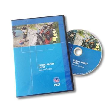 Picture of CD-ROM - Public Safety Diver, Lesson Guides