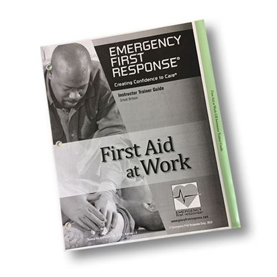 Picture of Instructor Trainer Guide - EFR First Aid at Work