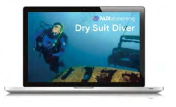 Picture of eLearning - Dry Suit Diver - Lite (no PIC required)