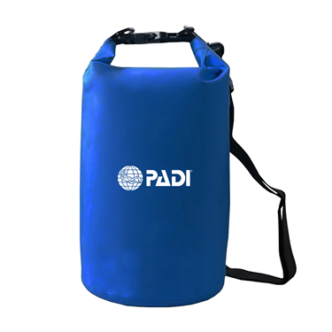 Picture of PADI Drybag 15L- Blue