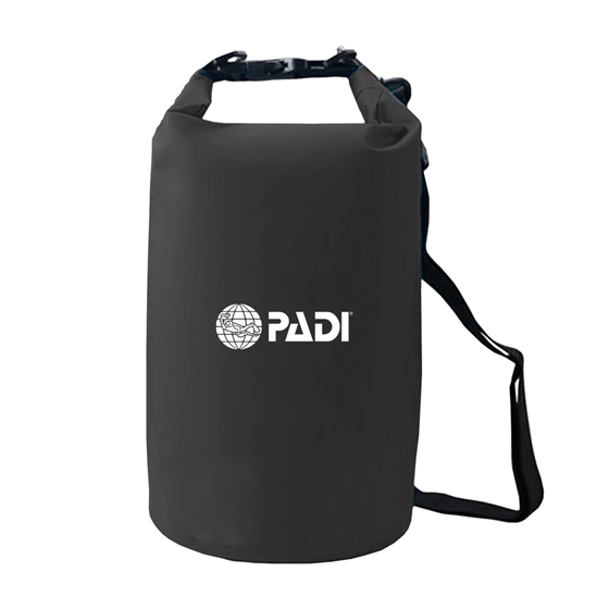 Picture of PADI Drybag 15L- Black