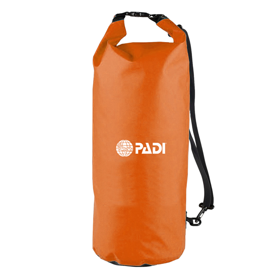Picture of PADI Drybag 45L- Orange