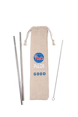 Picture of PADI Stainless Steel Straw Sets