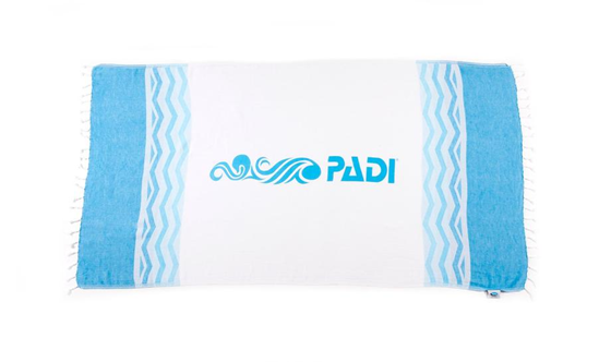 Picture of Limited Edition Agean Turkish Women's Dive Day Towel