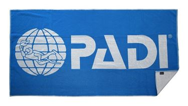 Picture of Towel - PADI EMEA