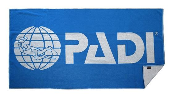 Picture of Towel - PADI EMEA