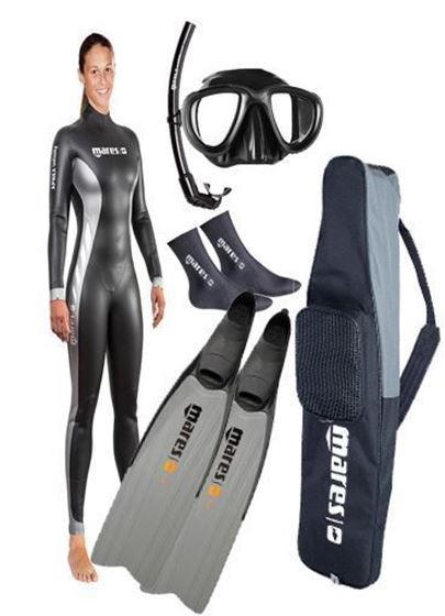 Picture of SET Horizon 2.0 FREEDIVER LADY