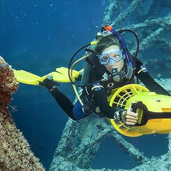 Picture of eLearning - Diver Propulsion Vehicle